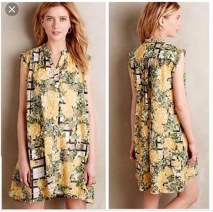 NWT Anthropologie floral dress